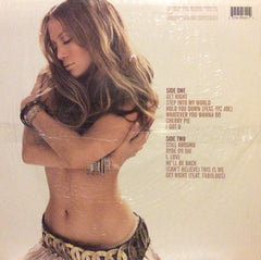 "Jennifer Lopez - Rebirth 12"" Epic E 90622"