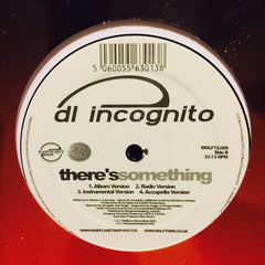 "DL Incognito - Spitforever2 / There's Something 12"" WOLF12009 Wolftown Recordings"