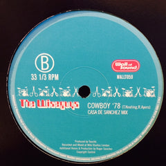 "The Wiseguys - Start The Commotion 12"" Wall Of Sound WALLT059"