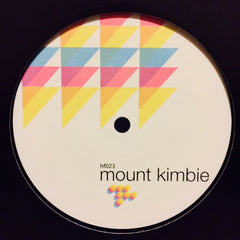 "Mount Kimbie - Sketch On Glass EP 12"" REPRESS HF023 Hotflush Recordings"
