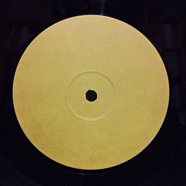 "Ben Long - The Long 1 12"" RERUB002 Re Rub"