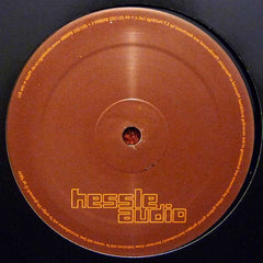 "Pearson Sound - Blanked 12"" HES016 Hessle Audio"