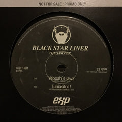 "Black Star Liner - The Jawz EP 10"" EXP Recordings EXPP3"
