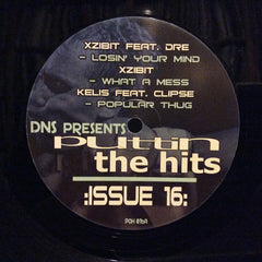 "Various - Puttin [On] The Hits :Issue 16: 12"" Spin Records POH 016"