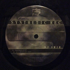 "Amir - Handkerchief 12"" Synthetic Rec SYNTH 001"