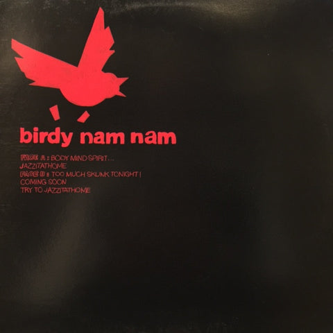 "Birdy Nam Nam ‎– Body, Mind, Spirit... EP 12"" Kif Recordings ‎– KIFHH102"