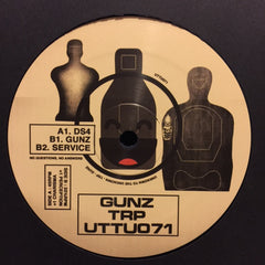 "TRP - Gunz EP 12"" Unknown To The Unknown ‎– UTTU071"