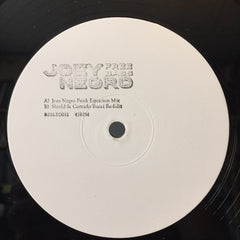 Joey Negro ‎– Free Bass - REPRESS Rebirth ‎– REBLTD012