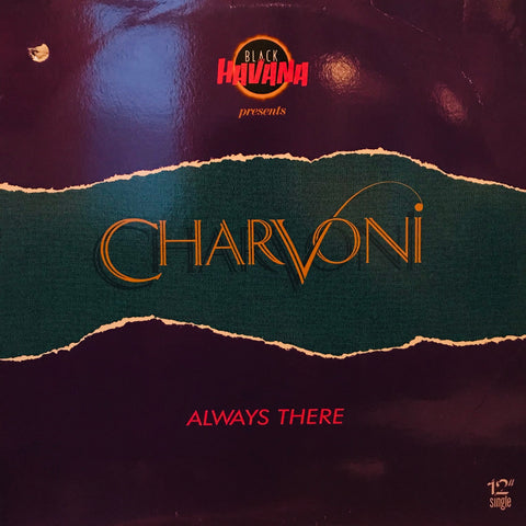 Charvoni ‎– Always There - Capitol Records ‎– V-15482