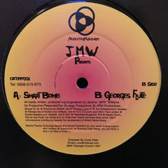 JMW - Smart Bomb / Georges Flute - Productive Pleasures PP001