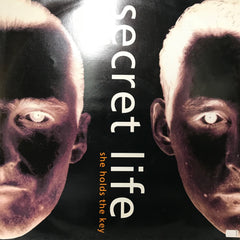 Secret Life - She Holds The Key - Pulse-8 Records 12 LOSE  58