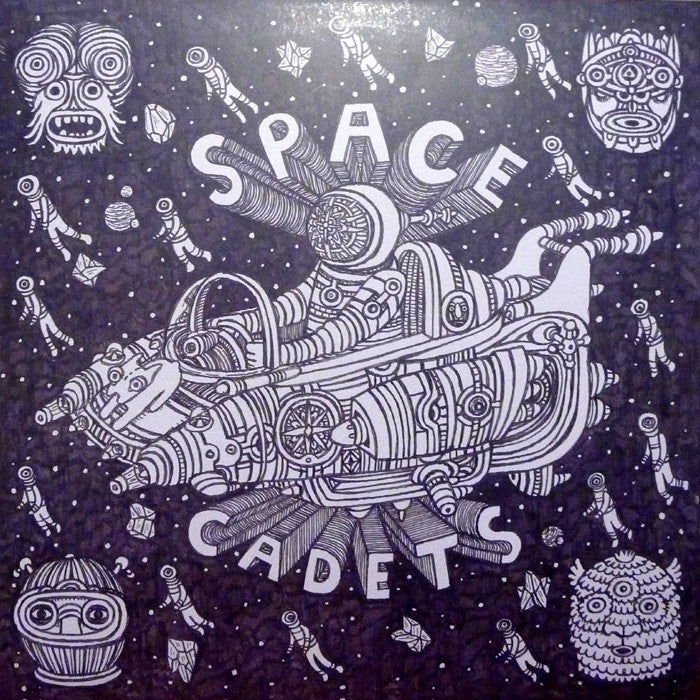 "ASC - TMA-1 EP 12"" NASA003 Space Cadets"