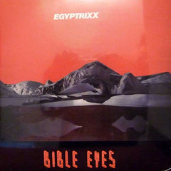 "Egyptrixx - Bible Eyes 2x12"" NSLP001 Night Slugs"