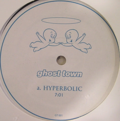"Various - Hyperbolic 12"" GT001 Ghost Town"