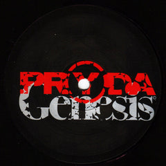Pryda ‎– Genesis - Pryda Recordings ‎– PRY LTD 001