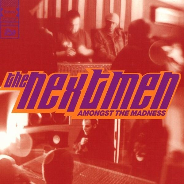 The Nextmen - Amongst The Madness (CD) SCCD004 Scenario Records