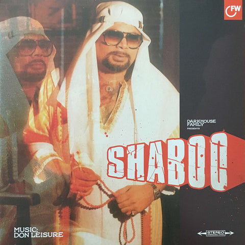 Don Leisure ‎– Darkhouse Family Presents Shaboo - First Word Records ‎– FW163