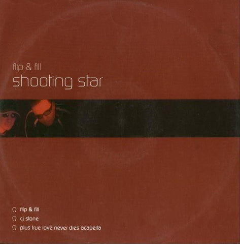 "Flip & Fill - Shooting Star 12"" 12GLOBE258 All Around The World"
