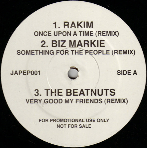 Nigo ‎– Shadow Of The Ape Sounds Remixes JAPEP001