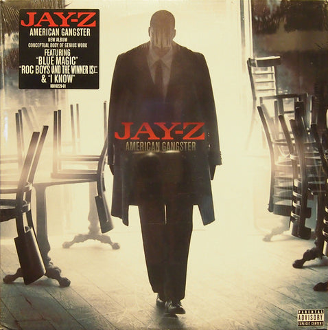 Jay-Z ‎– American Gangster - Roc-A-Fella Records ‎– B0010229-01