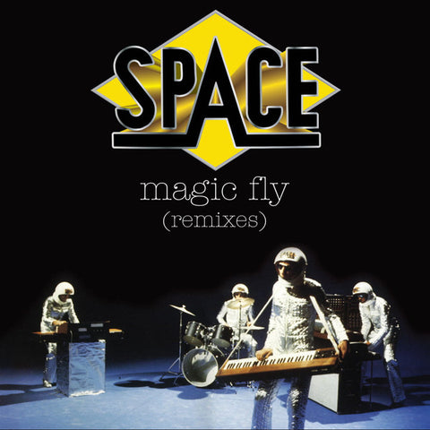 Space ‎– Magic Fly (Remixes) - Nang Records ‎– NANG174