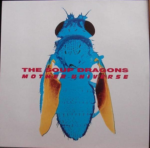 "The Soup Dragons - Mother Universe 12"" BLR30T Big Life"