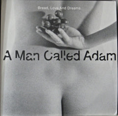 "A Man Called Adam - Bread, Love And Dreams 12"" AMCAPROMO4 Big Life (incomplete)"