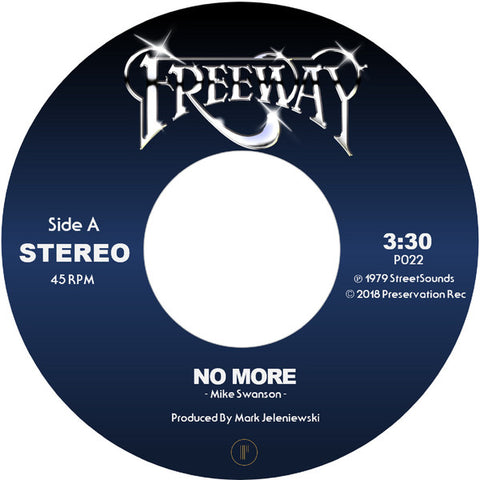 Freeway - No More Preservation Records - P022