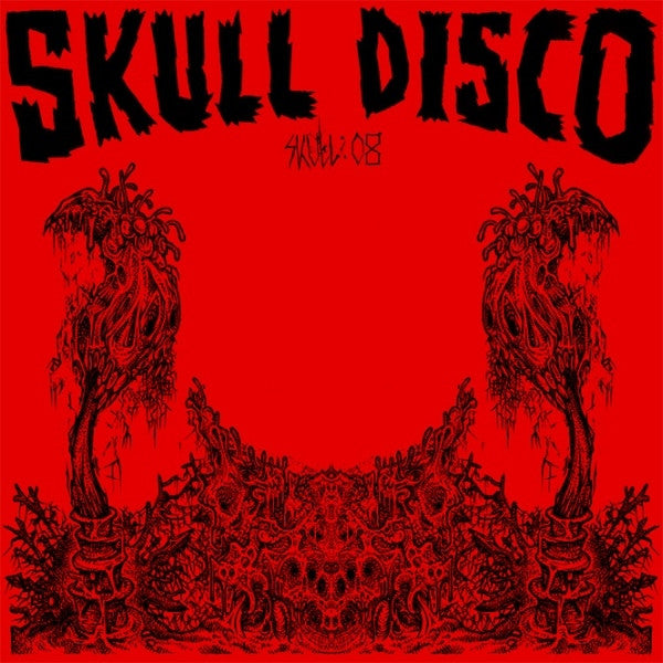 "Appleblim, Peverelist - Soundboy's Ashes Get Hacked Up And Spat Out In Disgust EP 12"" SKULL08 Skull Disco"