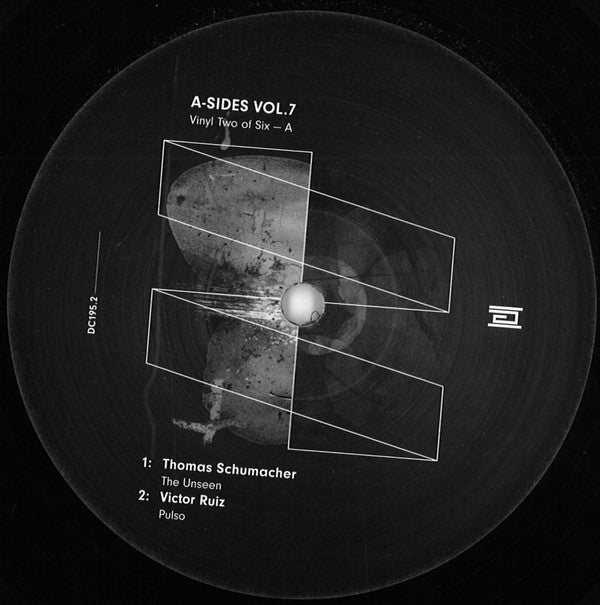 Various ‎– A-Sides Volume 7 (Two Of Six) - Drumcode ‎– DC195.2