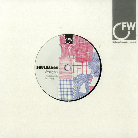Souleance ‎– Francois / Sete - First Word Records ‎– FW184