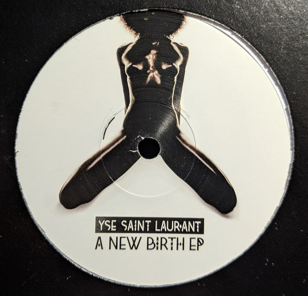 YSE Saint Laur'ant ‎– A New Birth EP - Whiskey Disco ‎– WD64