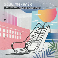 Soul Mekanik ‎– Go Upstairs - Rogue Cat Sounds ‎– RCS014