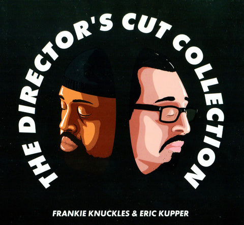 Frankie Knuckles & Eric Kupper / Director's Cut - The Director's Cut Collection - So Sure Music ‎– SSMDCLP1C