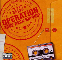 Craig G & Marley Marl ‎– Operation Take Hip Hop Back (CD) Traffic Entertainment Group, Good Hands Records  TEG-2454