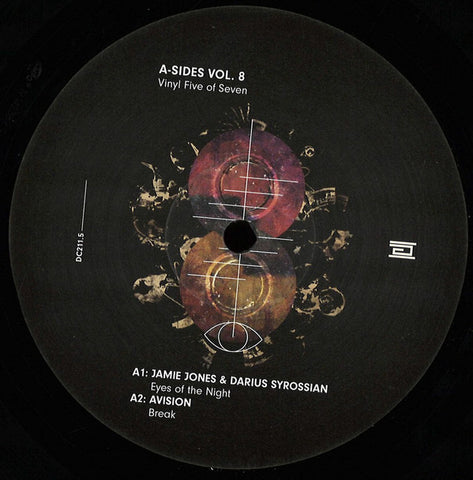 Various ‎– A-Sides Volume 8 Vinyl Five Of Seven - Drumcode ‎– DC211.5