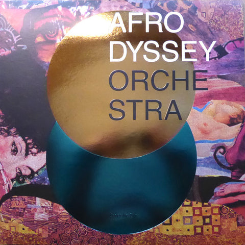 Afrodyssey Orchestra ‎– Under the Sun Altercat Records ‎– ALT010