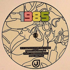 "Scheme, JnrBlue - Action Man / 1985 12"" JUMPRECS002 Jump Records"