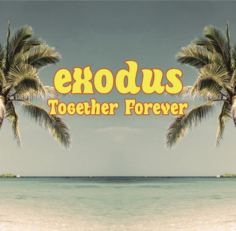 Exodus - Together Forever - Spaziale Recordings ‎– SPZ-007