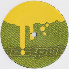 "16 Bit - Put Ya Dirt Inside / Ford Fiesta 10"" PUB#4 Destpub"