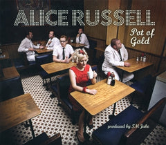 Alice Russell ‎– Pot Of Gold (CD) Little Poppet ‎– LPOP001
