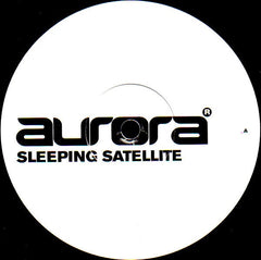 "Aurora, Naimee Coleman - Sleeping Satellite 12"" 12MULTY103P Multiply Records"