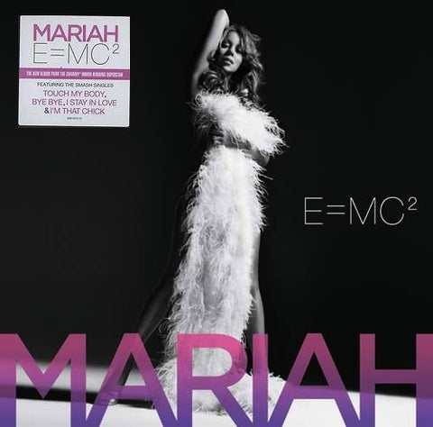 Mariah Carey - E=MC² - Island Records B001027201