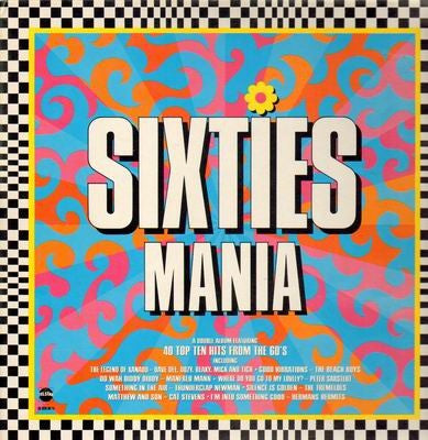 "Various - Sixties Mania 2x12"" Telstar STAR 2287"