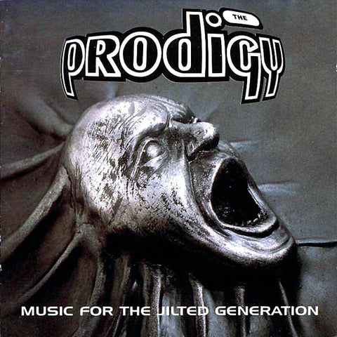 The Prodigy ‎– Music For The Jilted Generation - XL Recordings ‎– XLLP 114