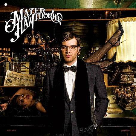 "Mayer Hawthorne - Maybe So, Maybe No / I Wish It Would Rain 12"" STH2212 Stones Throw Records"
