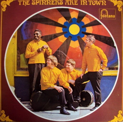 "The Spinners - Are In Town 12"" 6309014 Fontana"