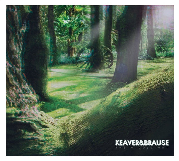 Keaver & Brause - The Middle Way (CD) DEAL0013 Dealmaker Records