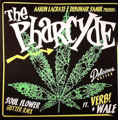 "The Pharcyde - Soul Flower (Gutter RMX) 12"" DG0005 Delicious Gutter, Milkcrate Records"