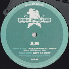 "LD - International Roots / King Of Kong 12"" DP032 Dub Police"